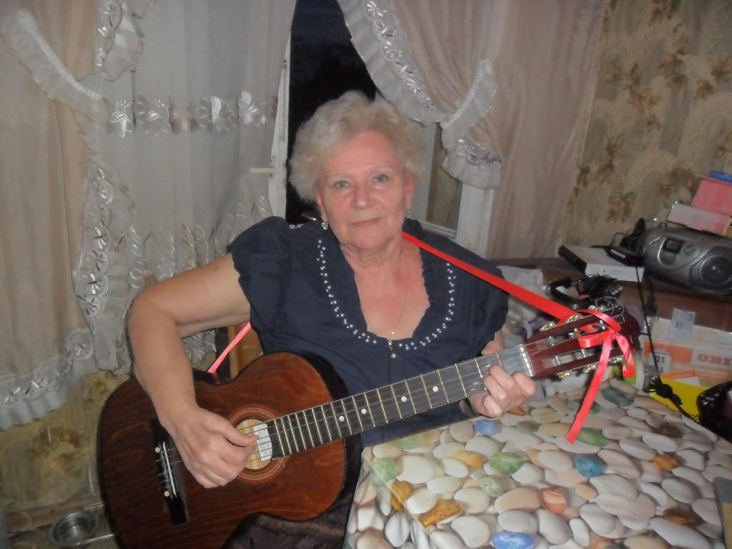 Галина Фролова
