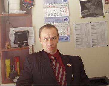 Александр Тюрин, 46 лет